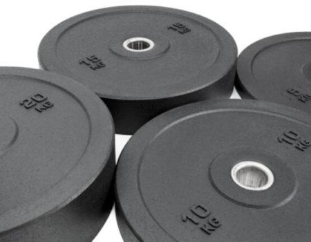 Тренировочные бамперные диски