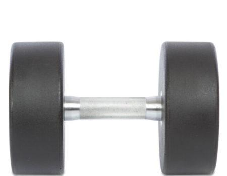 Гантель цельная профессиональная TECHNOGYM (1шт) TG-1834-30 30кг (полиуретановое покрытие, вес 30кг)