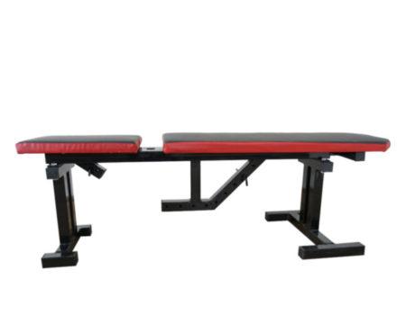 Лавка для жима горизонтальная, регулируемая RN-Sport UM-090