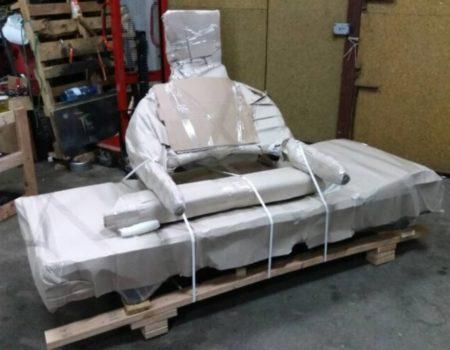 Реставрированный тренажер профессиональная беговая дорожка Precor Experiance C956I