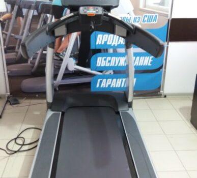 Реставрированный тренажер беговая дорожка Life fitness 95T Engane