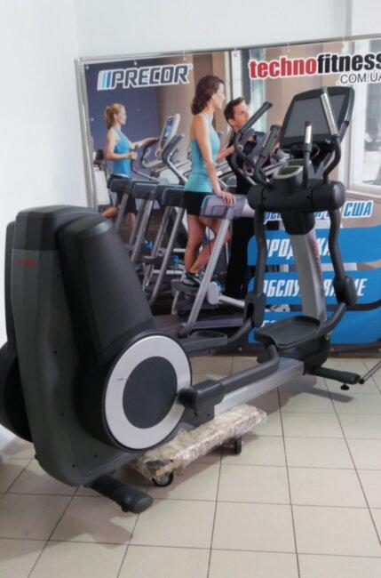 Реставрированный тренажер орбитрек Life Fitness 95 X
