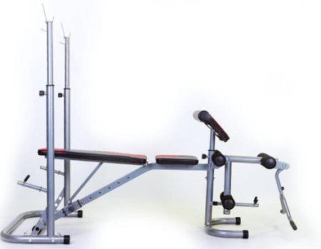 Скамья атлетическая с приставкой Скотта BH2270А