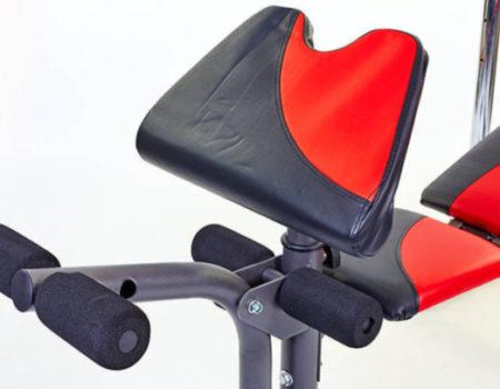 Скамья атлетическая с приставкой Скотта BH2050