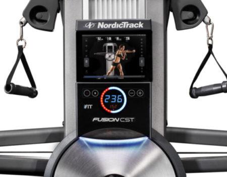 Универсальный тренажер NordicTrack Fusion CST
