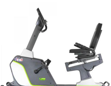 Велотренажер USA Style Fitness Tuner магнитный горизонтальный, T1500