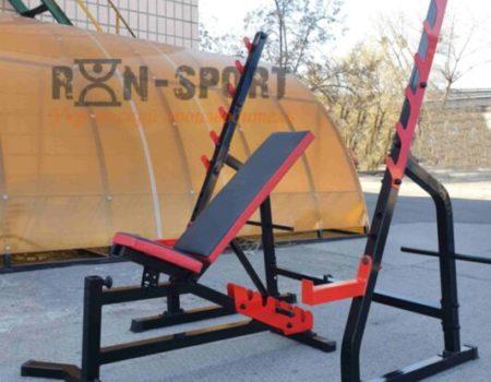 Стойки под штангу RN Sport S107