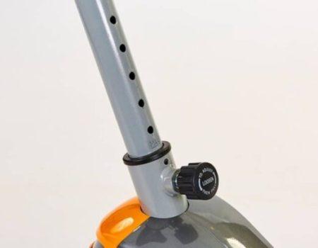 Велотренажер вертикал. магнит. LEGEND  + подарок (Палка гимнастическая PS F-932)