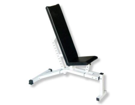 Скамья для жима регулируемая RN Sport 3090 с тренажером для ног