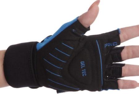 Перчатки женские для фитнес тренировок Maraton, размер М