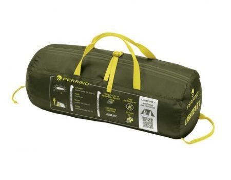Палатка Ferrino Lightent 2 (8000) Olive Green