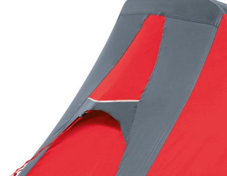 Палатка тоннель 2-х местная Ferrino Lightent 2 Red