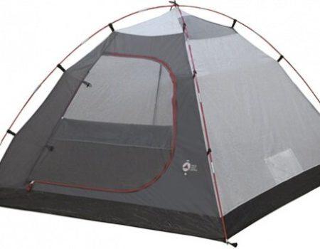 Палатка High Peak Nevada 5 (Dark Grey/Red)