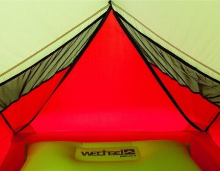 Палатка Wechsel Scout 1 Zero-G (Pear) + коврик надувной 1 шт