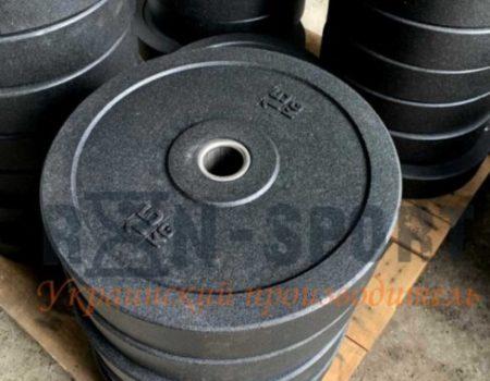 Тренировочные бамперные диски RN-Sport