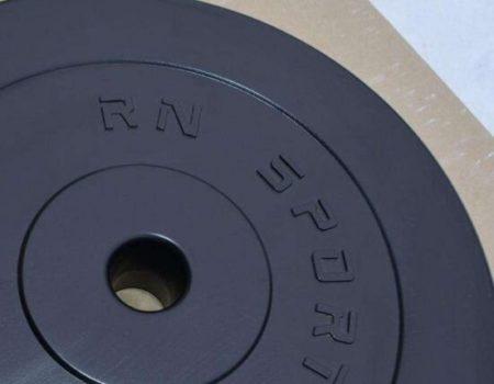 Четыре грифа + 85 кг дисков