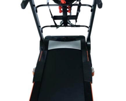 Электро беговая дорожка WiCiGer 9606M до 120 кг. Полупроф. Складная.