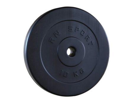 Штанга наборная 103 кг RN-Sport с ABS покрытием