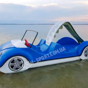 Водный велосипед Катамаран WV Beetle с горкой. Польща!