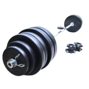 Штанга с противоударным покрытием на 135 кг