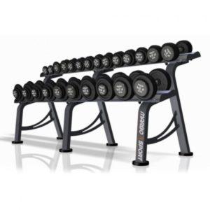 Гантельный ряд Marbo-Sport 4-46 кг.