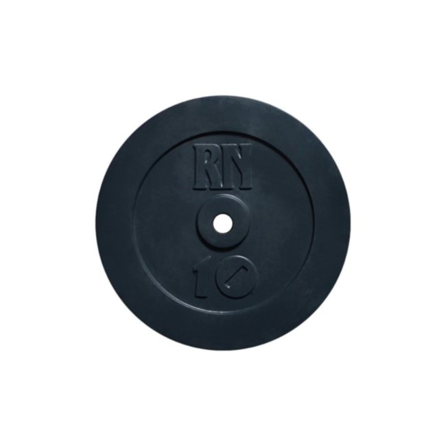 Диск на гриф 10 кг c диаметром 25 мм