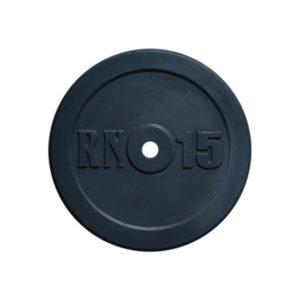 Диск 15 кг на гриф 30 мм