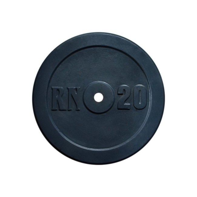Диск 20 кг на гриф диаметром 25 мм