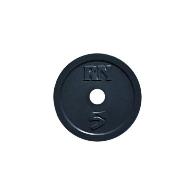 Диск 5 кг на олимпийски гриф 50 мм