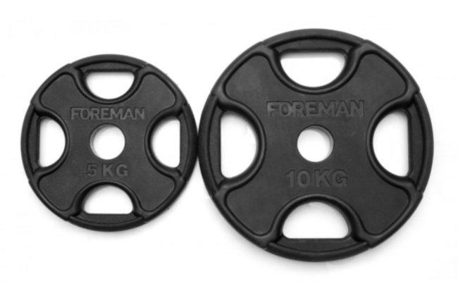 Диск обрезиненный Foreman PRR (50 мм)