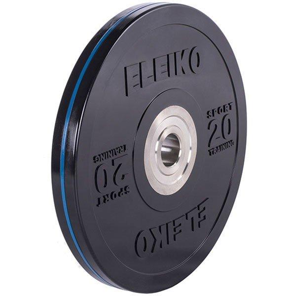 Диск обрезиненный для тренировок D=50 мм