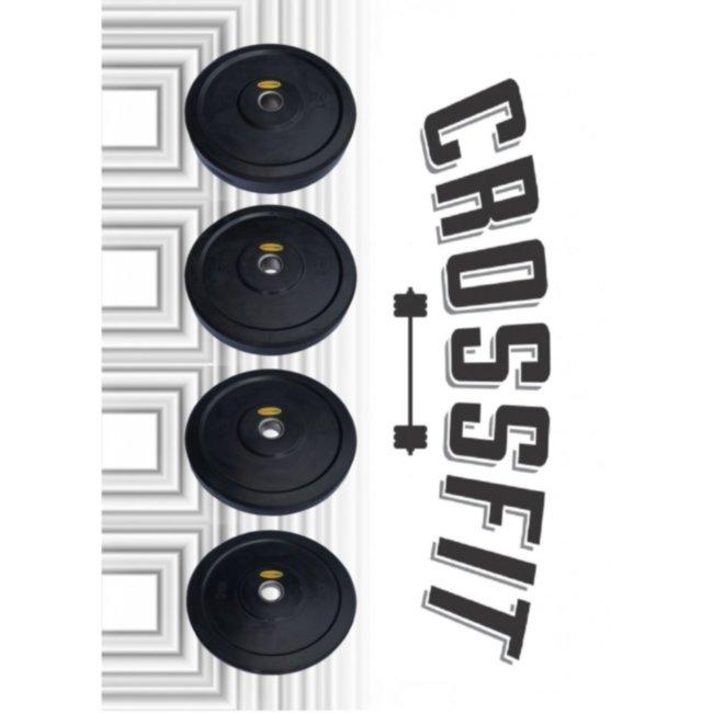 Бамперные диски CrossFit