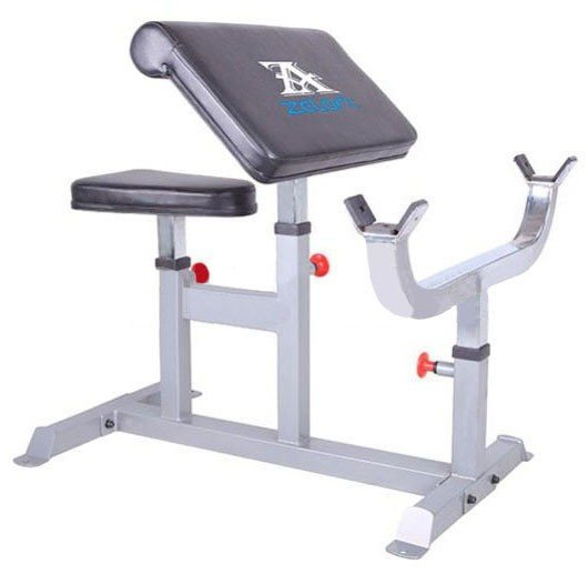 Скамья Скотта Altas Fitness AX1010
