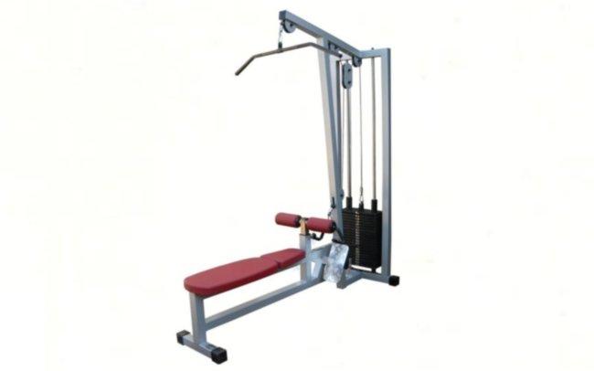 Блок для мышц спины Woutan ГБ-03