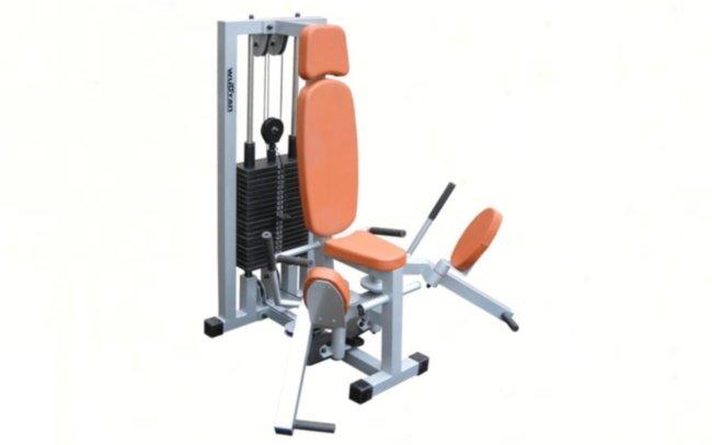 Тренажер для приводящих и отводящих мышц бедра Woutan ГБ-07
