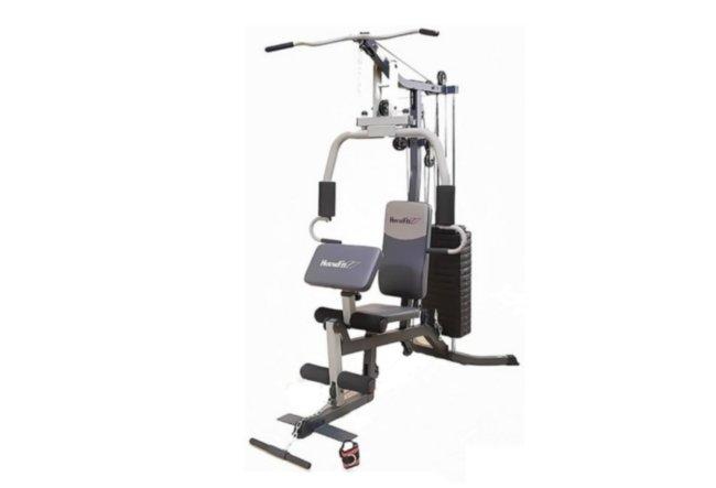 Фитнес станция HouseFit HG (130 кг нагрузка)