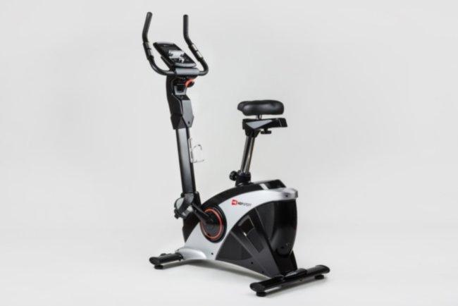 Велотренажер Hop-Sport HS-090H Apollo iConsole+ silver