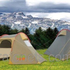 3-х местная палатка Green Camp X-1017