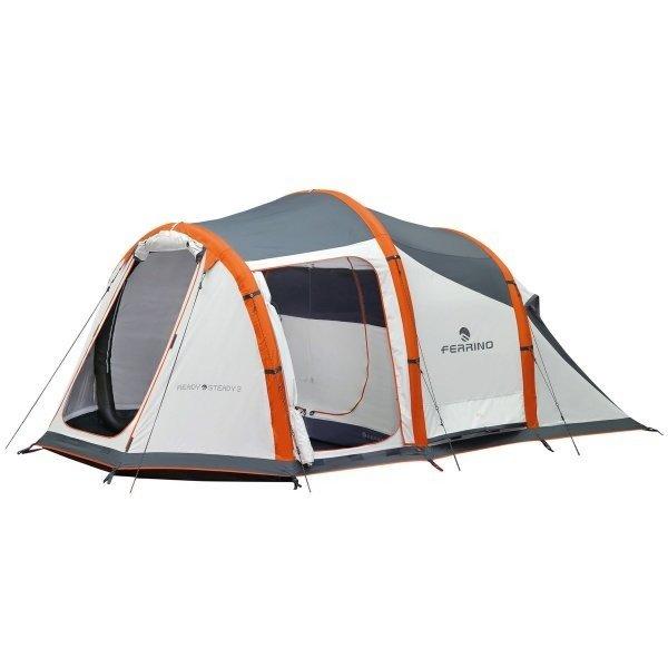 Палатка Ferrino Ready Steady 3 White/Gray
