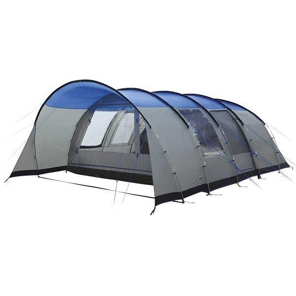 Палатка High Peak Leesburg 5 (Grey/Blue)