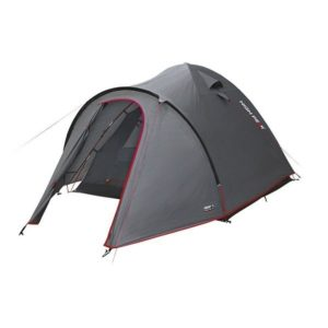 Палатка High Peak Nevada 5 (Dark Grey/Red)