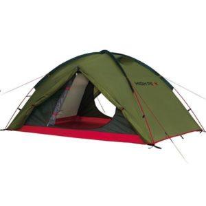 Палатка High Peak Woodpecker 3 (Pesto/Red)