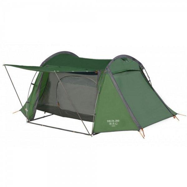 Палатка с боковым расположением тамбура Vango Delta Alloy 200 Cactus