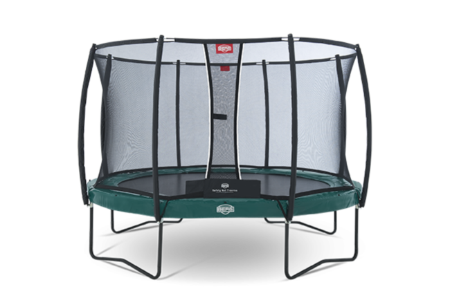 Батут Berg Elite +Regular Green 330 + Safety Net T-Series 330