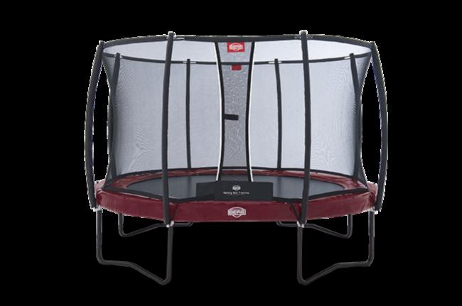 Батут Berg Elite +Regular Red 330 + Safety Net T-Series 330