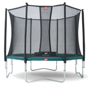 Батут Berg Favorit 380 + Safety Net Deluxe 380
