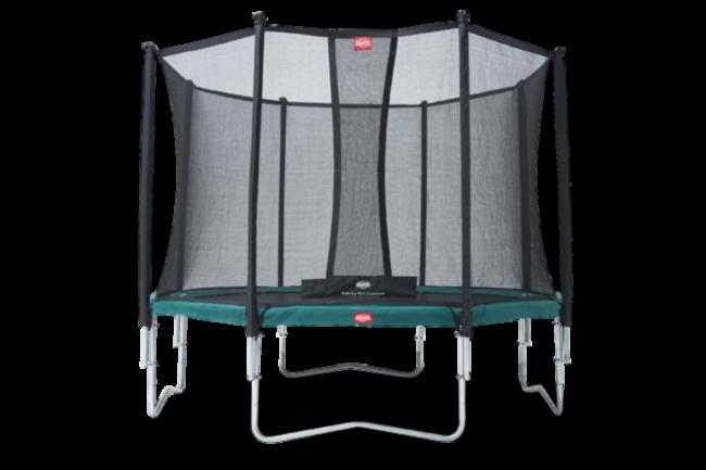 Батут Berg Favorit 430 + Safety Net Deluxe 430