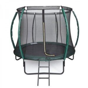 Батут RN-Sport Maximal Safe 8ft (252cм) с защитной сеткой