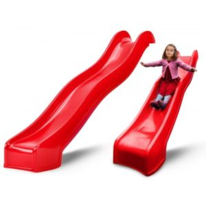Скользкая детская горка Swing King Red 3м (Нидерланды)