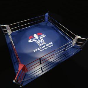 Ринг напольный, профессиональный 6,5х6,5 метра